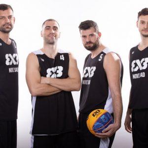 Dobre partije srpskih ekipa na prvom FIBA 3×3 mastersu, ali bez trofeja
