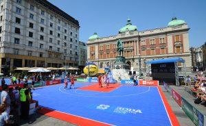 Počinje Roda 3×3 prvenstvo Srbije, kompletan kalendar takmičenja