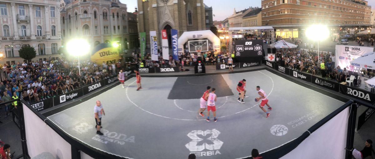 Konkurs za organizatore turnira u okviru Roda 3×3 prvenstva Srbije 2021.