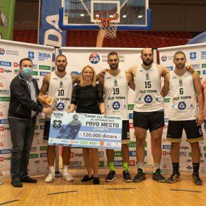 Uzbudljivo u 3×3 prvenstvu Srbije: Old Town prekinuo dominaciju Uba!