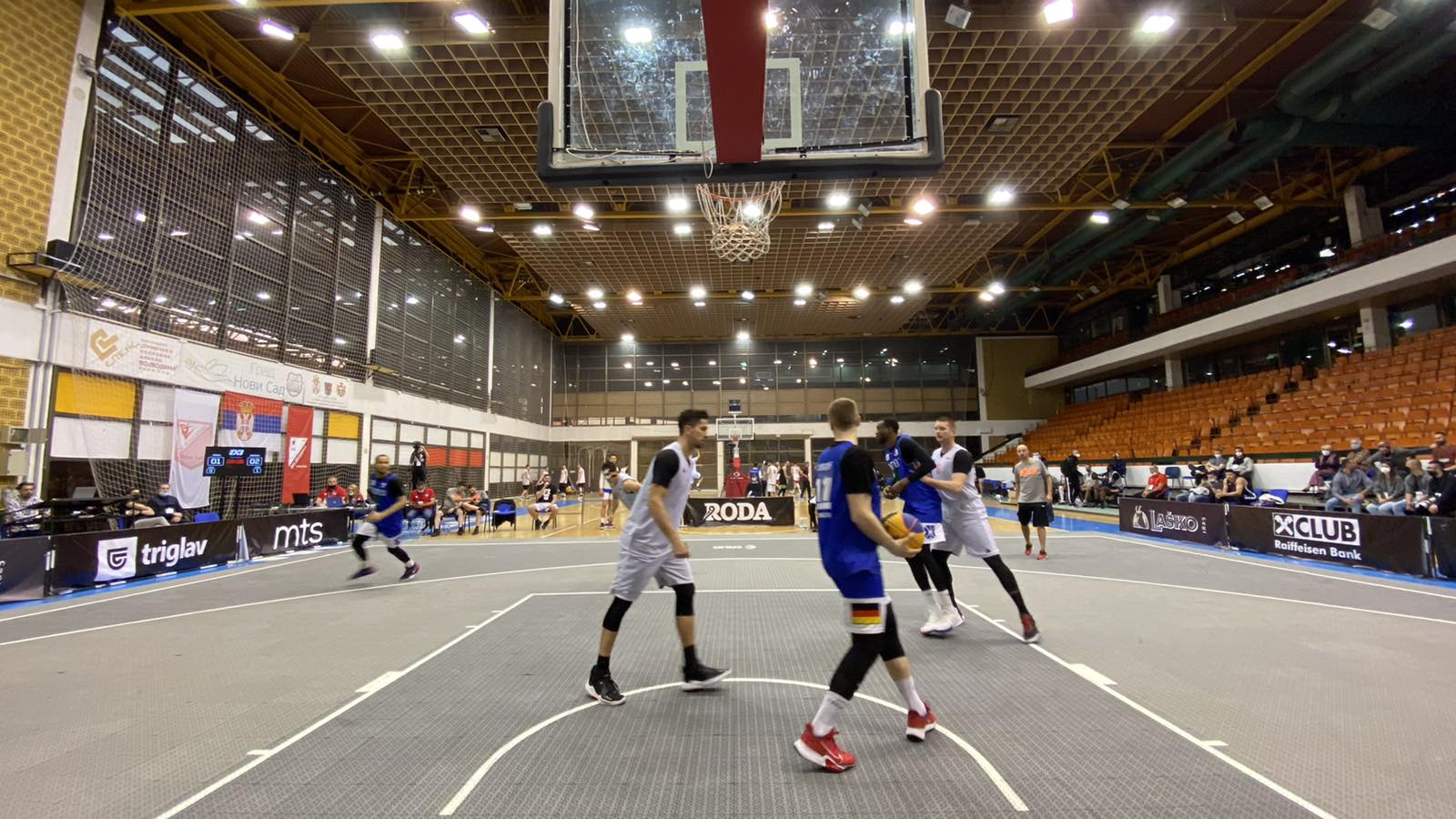 Srbija sa dva tima u četvrtfinalu!