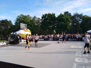 RODA prvenstvo u subotu u Kragujevcu!