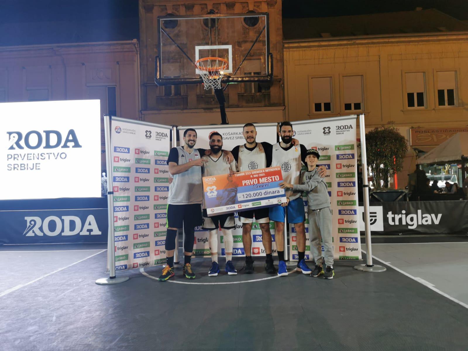 Liman je novi šampion Sremske Mitrovice!