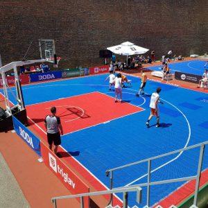 Beograd domaćin međunarodnog 3×3 turnira